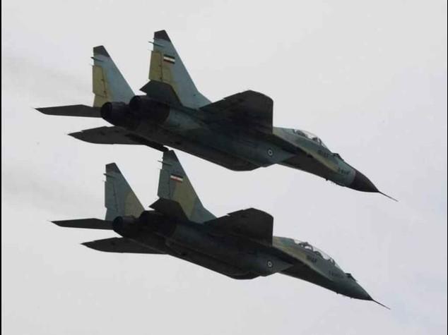 Caccia russi intercettati da aviazione Usa sull'Alaska