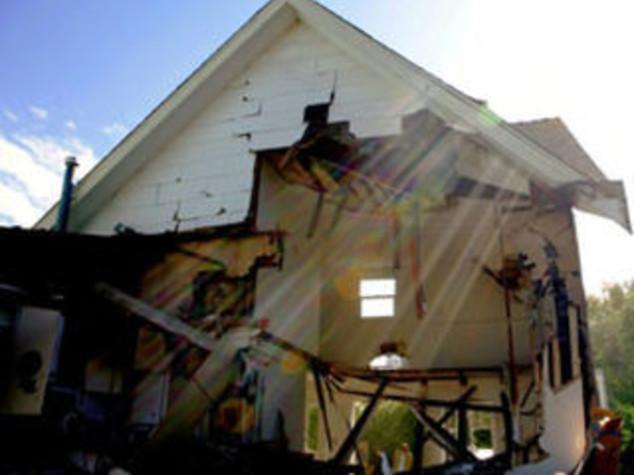 HOUSE - DOUG AITKEN (Orizzonti)