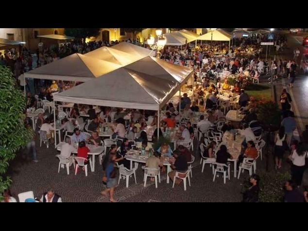 Coldiretti: italiani 'pazzi' per le sagre, uno su due vi partecipa