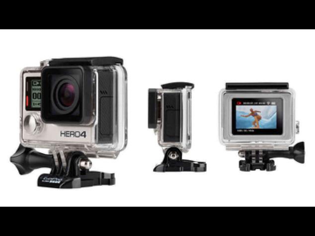 Nasce GoPro Hero4, video in 4k e audio hi-fi - Video