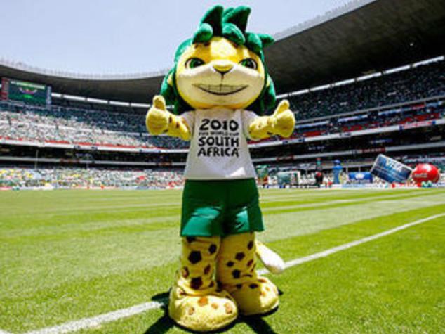 MONDIALI 2010:  FIFA BLOCCA PRODUZIONE  MASCOTTE 'MADE IN CHINA'