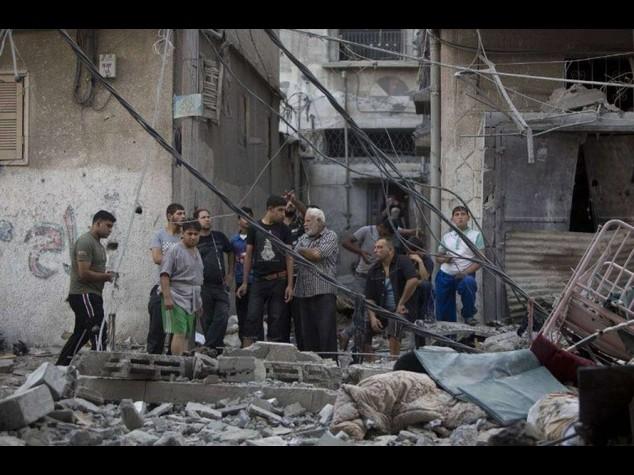 Israele abbatte drone, diplomazia preme