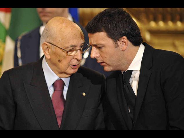 """Napolitano: voci voto anticipato? """"Evocano spettro instabilita'"""""""