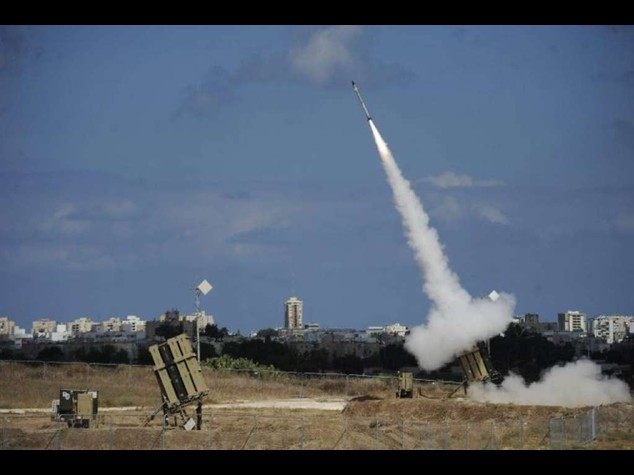 Israel ready to widen Gaza offensive, says premier