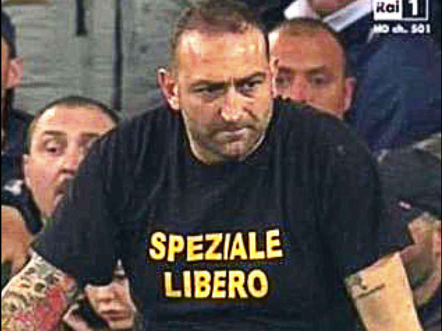 """Arrestato Genny 'la carogna', """"incitava i tifosi alla rivolta"""""""
