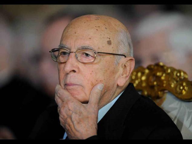 """Stato-mafia, la Corte, """"Napolitano dovra' testimoniare"""""""