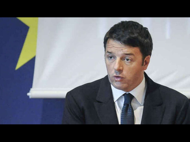 Renzi, pochi corrotti in carcere non e' serio