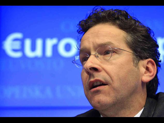 """Ue: nessun nuovo impegno Italia Dijsselbloem, """"e' gia' nel Patto"""""""