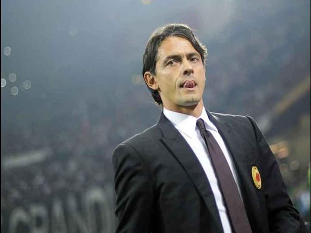 """Calcio: Inzaghi, """"Berlusconi mi vuole allenatore per i prossimi 20 anni"""""""