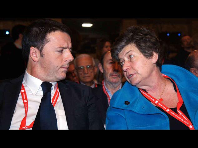 """Art.18, Renzi sfida la Cgil. Camusso, """"sei come la Thatcher"""""""