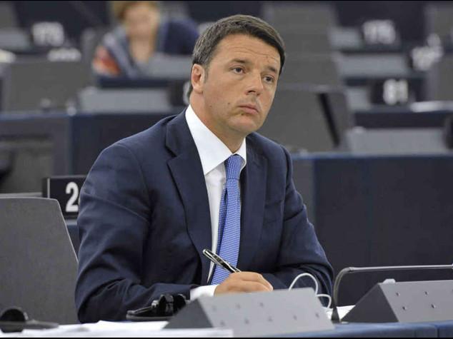 Renzi firma contratti per 1,4 mld Porteranno 25mila posti di lavoro