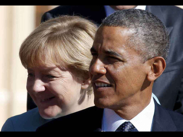 Schiaffo della Merkel a Obama, Cacciato il capo Cia
