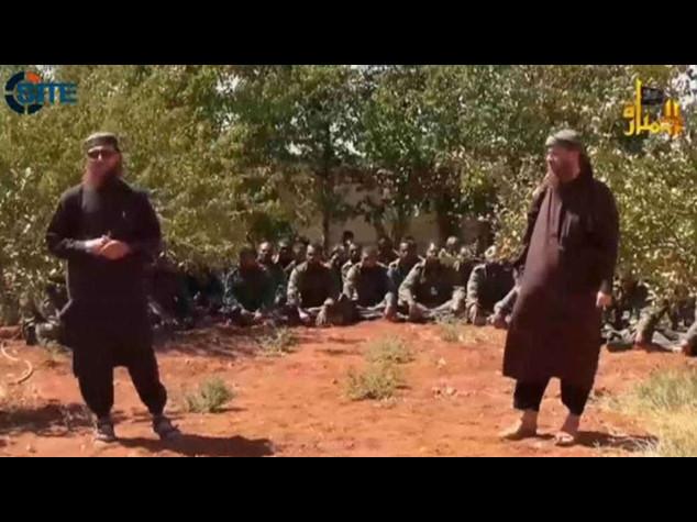 Syrian al-Nusra jihadists release 45 Fijian peacekeepers