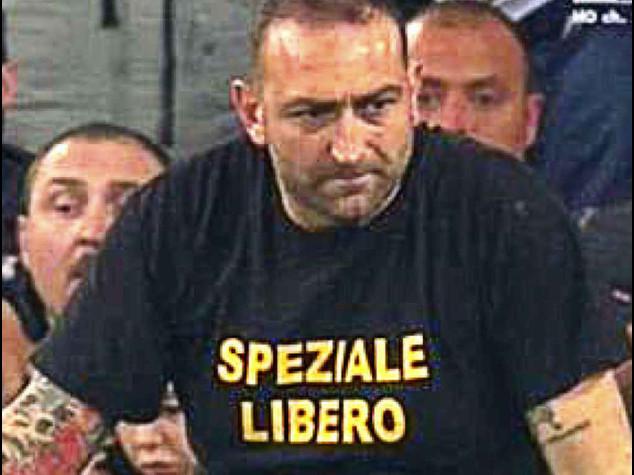 Arrestato ultra' Genny 'a carogna, incitava alla violenza
