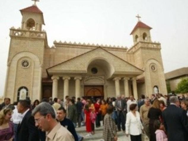 NATALE: TRA MINACCE E SPERANZE, 'VIA CRUCIS' CRISTIANI IN IRAQ