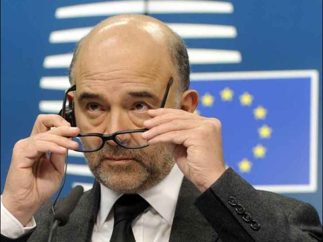 """Moscovici """"le riforme le fa l'Italia, l'Ue le sostiene"""""""