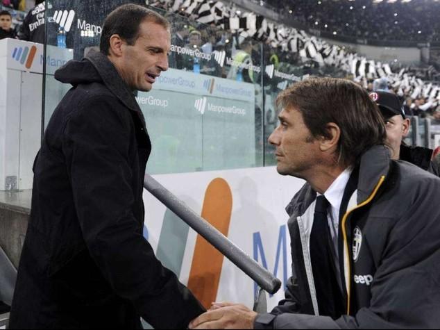 Massimiliano Allegri e' il nuovo allenatore della Juventus