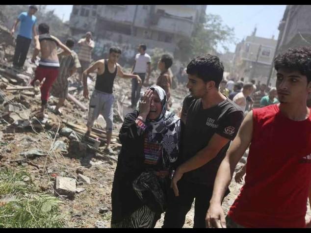 "Ultimatum Israele a palestinesi ""Lasciate la Striscia di Gaza"""