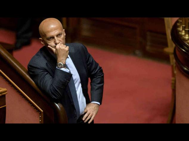 """Riforme: Minzolini, """"Renzi pensa al voto anticipato"""""""