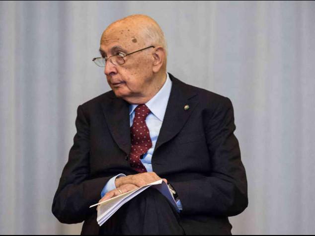 Csm-Consulta: ira di Napolitano Pretese settarie creano paralisi