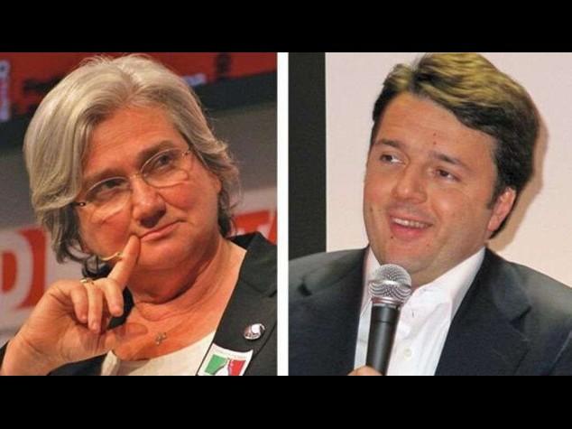 """Mafia a Roma: Bindi, """"riconosco a Renzi che ha reagito con fermezza"""""""