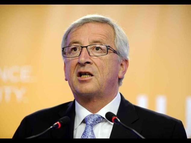 Ue: Juncker, piano per crescita, 300 miliardi in tre anni