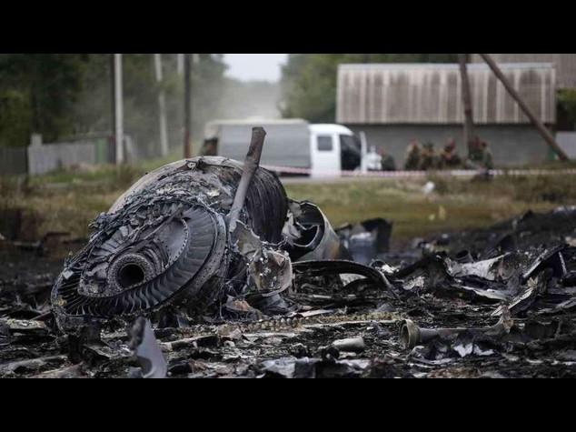 "Aereo abbattuto: Obama, ""missile sparato da zona separatisti"""