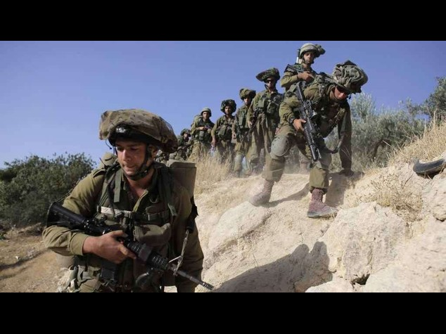 M. O.: Israele estende l'offensiva terrestre