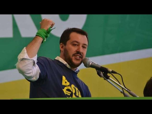 Lega: al via congresso. Salvini, 'noi alternativa a renzismo'