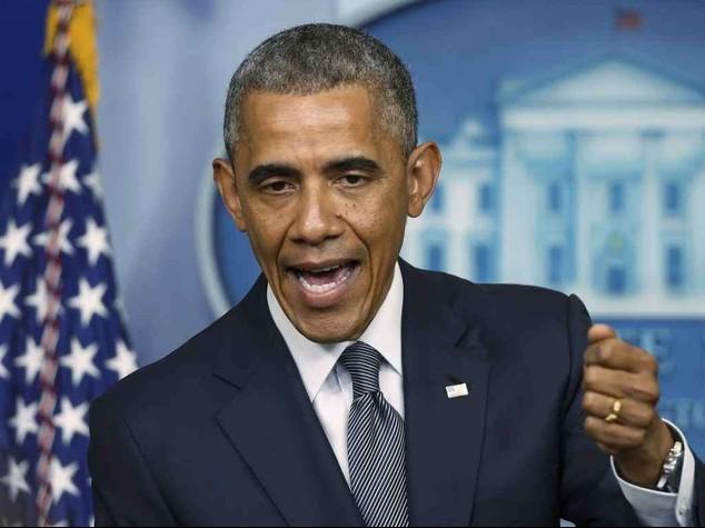 "Obama: Putin arma i separatisti ""Deve consentire   le indagini"""