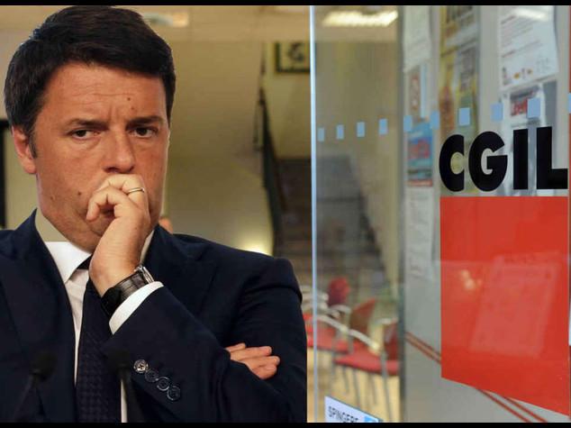 """Lavoro: Camusso avverte Renzi. """"Con decreto sciopero generale"""""""