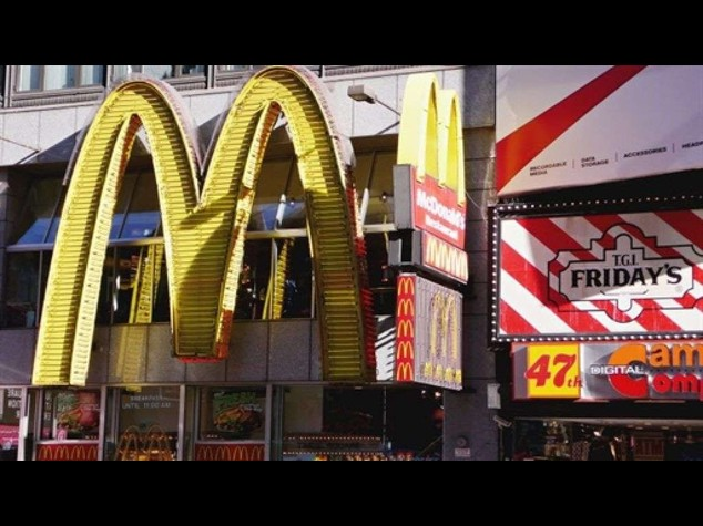 U. S. fast food chains in China change meat supplier