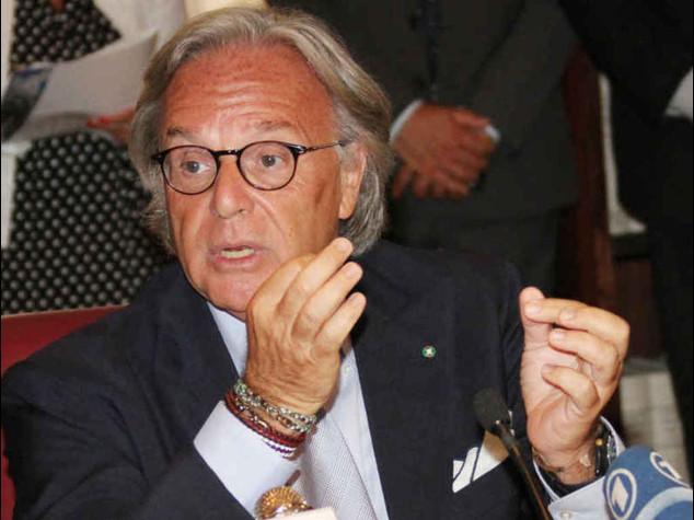 Della Valle: Renzi-Marchionne? Due grandissimi 'sola'...