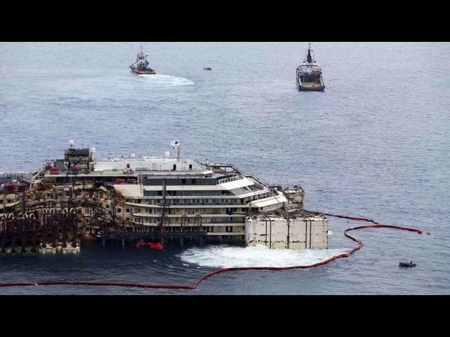 Concordia: Porcellacchia (Costa), obiettivo partenza lunedi'