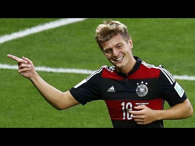 Calcio: il tedesco Kroos giochera' con il Real Madrid
