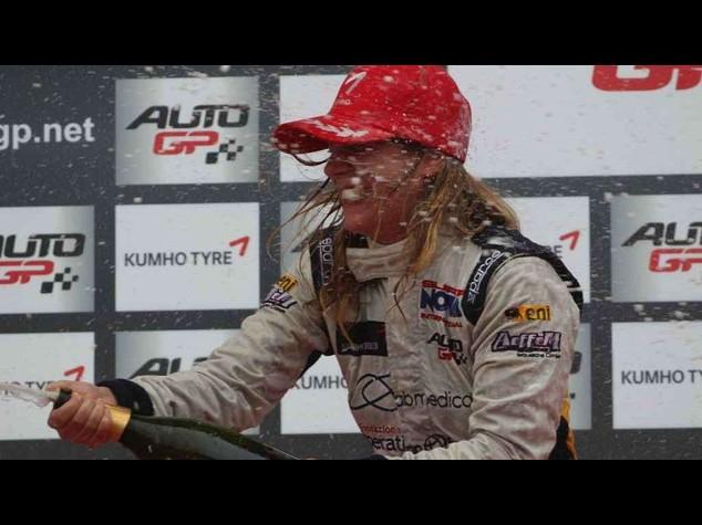 Automobilismo: Michela Cerruti correra' in Formula E con Trulli
