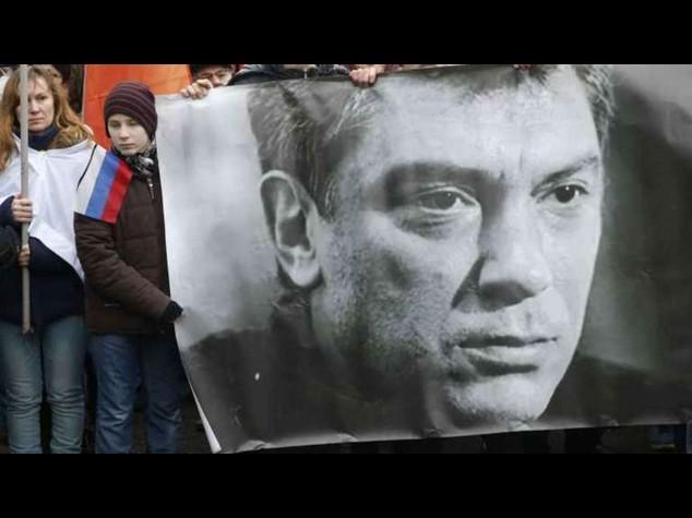 Omicidio Nemtsov: fermati altri due uomini in Cecenia