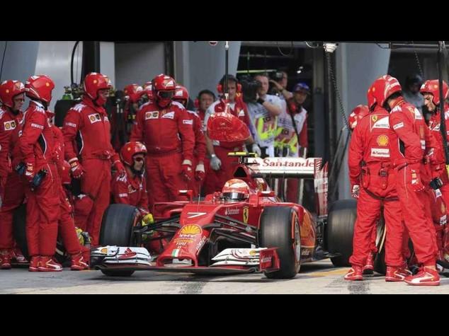 F. 1: Gp Australia, Vettel e Raikkonen pronti per la prima