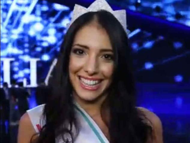 Clarissa Marchese e' Miss Italia 2014, siciliana ventenne - Video