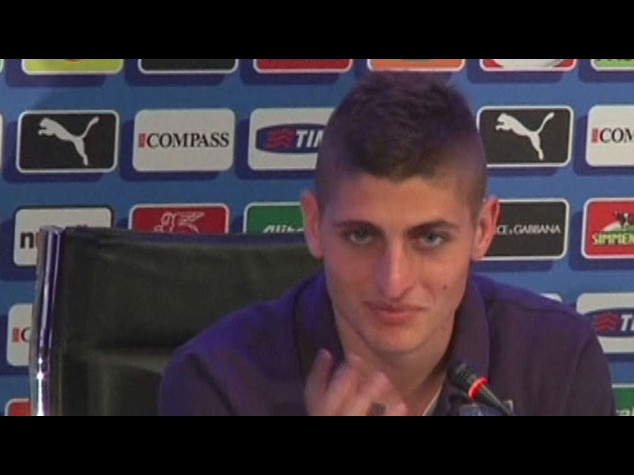Soccer: Verratti to renew his contract with PSG till 2019