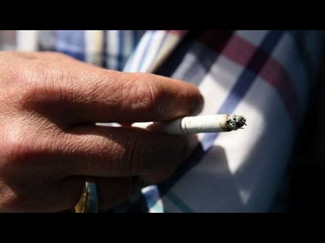 Record payout for cancer death imposed on tobacco firm