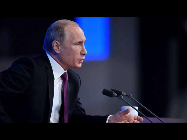 Ucraina: Putin, annessione Crimea pensata dopo caduta Yanukovich