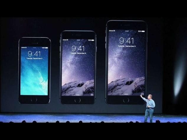 E' gia' record di prenotazioni per i nuovi iPhone6