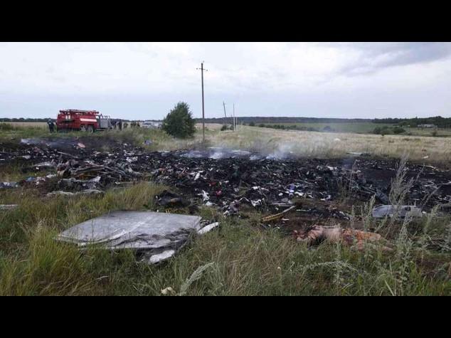 Ucraina: disastro aereo, recuperata la seconda scatola nera