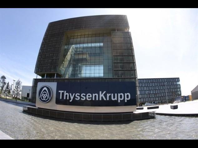 Thyssen: ridotte le pene, 9 anni e 8 mesi all'ex ad Espenhahn