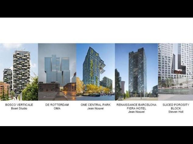Bosco Verticale Milano fra finalisti International Highrise Award - Foto