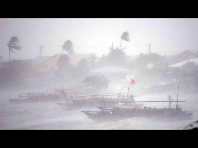Cina: in arrivo il terribile Rammasun, il super-tifone
