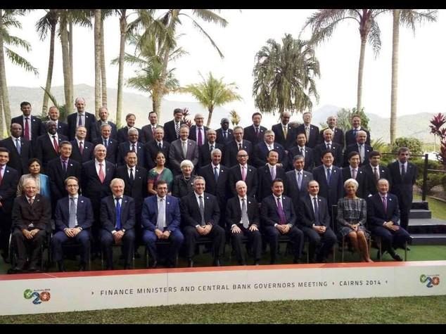 """G20: allarme ministri Finanze, """"aumentati rischi per l'economia globale"""""""