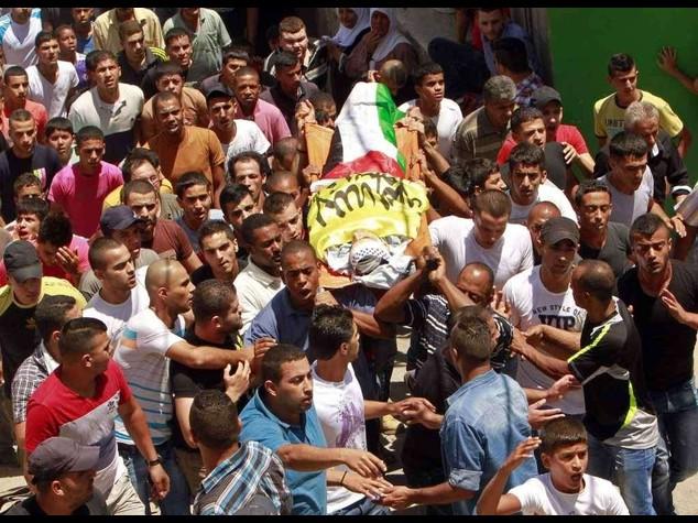 """M.O, ucciso un giovane arabo. Netanyahu, """"spregevole omicidio"""""""