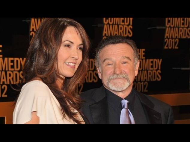 Cinema: accordo sull'eredita' tra vedova Robin Williams e i figli